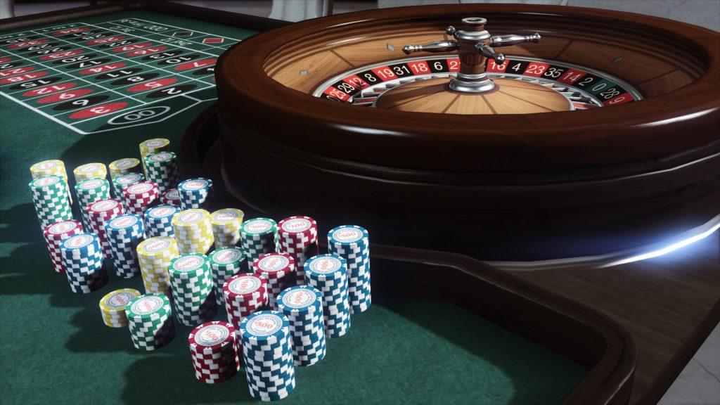 Strategies in Internet Casino